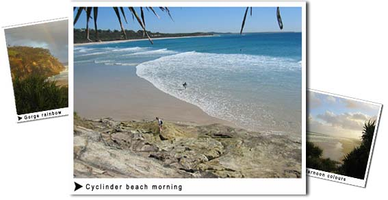 Stradbroke Island Photos